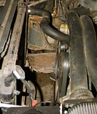 Electric Fan Installation In A 1988 Ford F150